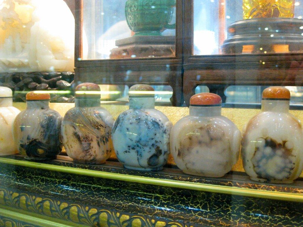 Тушечницы, Китай