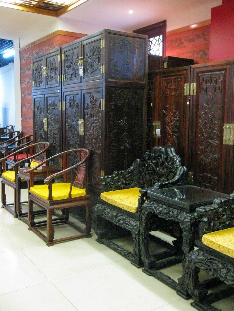 Китайская мебель, Пекин