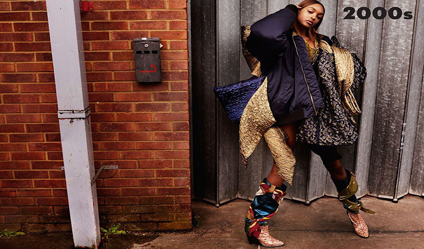 Vogue UK June 2016 Decades 2000s Jourdan Dunn by Mario Testino