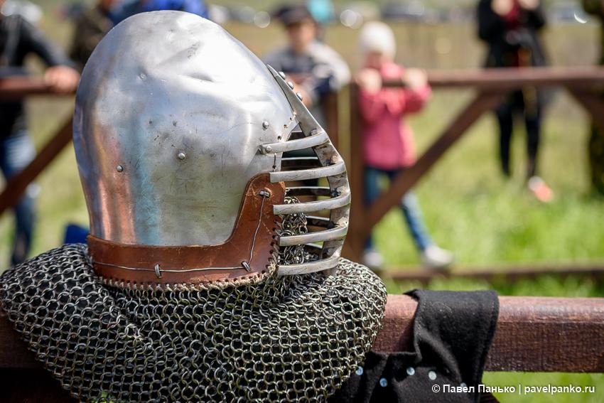 историческая реконструкция царицын шлем