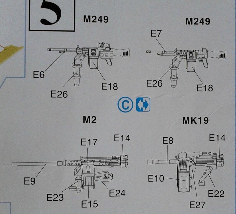 7245 Драгон, Хаммеры -  M1025 LRAS3 + M1025 PsyOp HMMWV