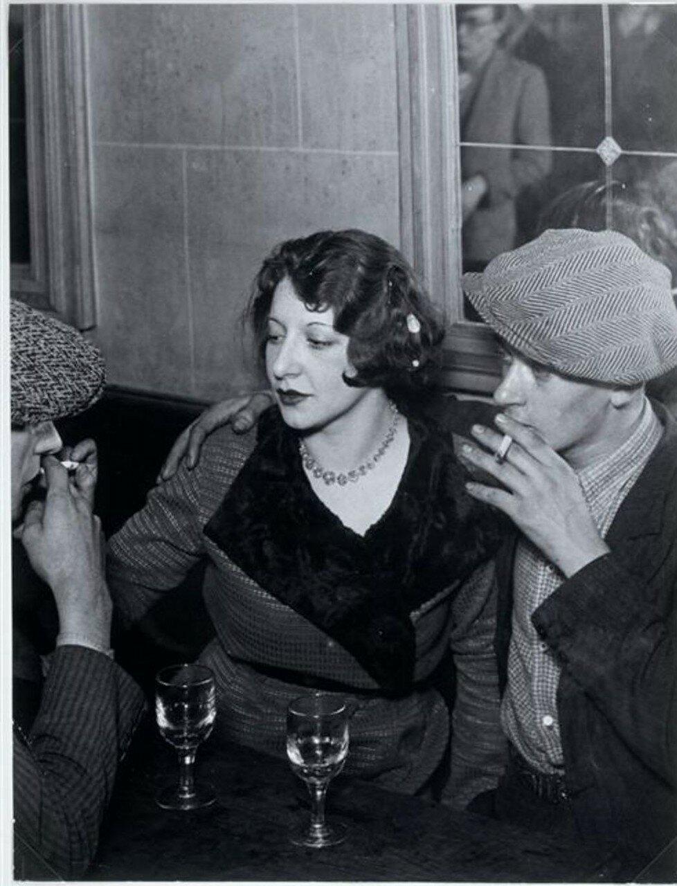 1932. Танцпол «Четыре времени года», рю де Лапп