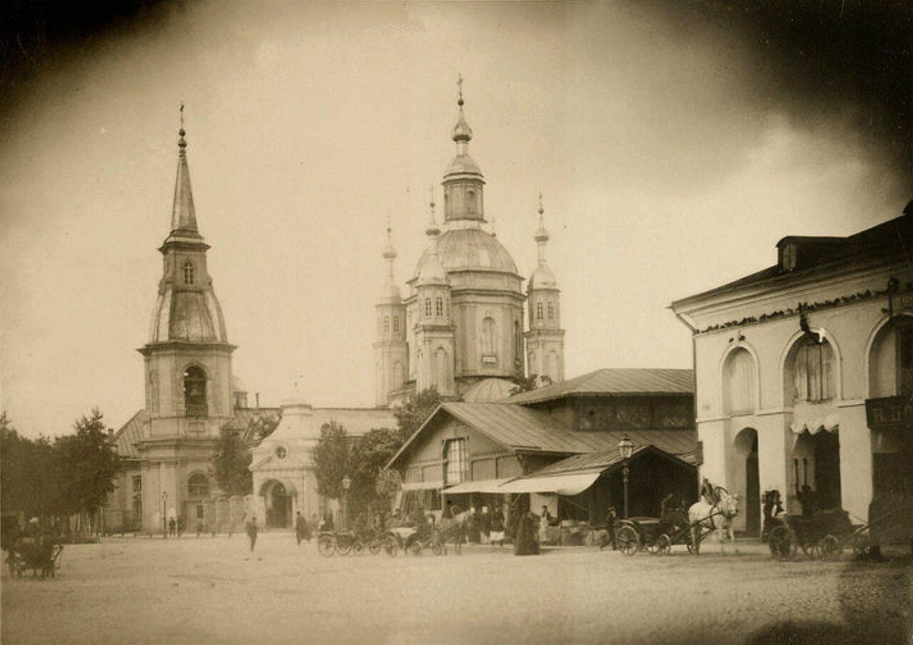 Андреевский собор. 1882