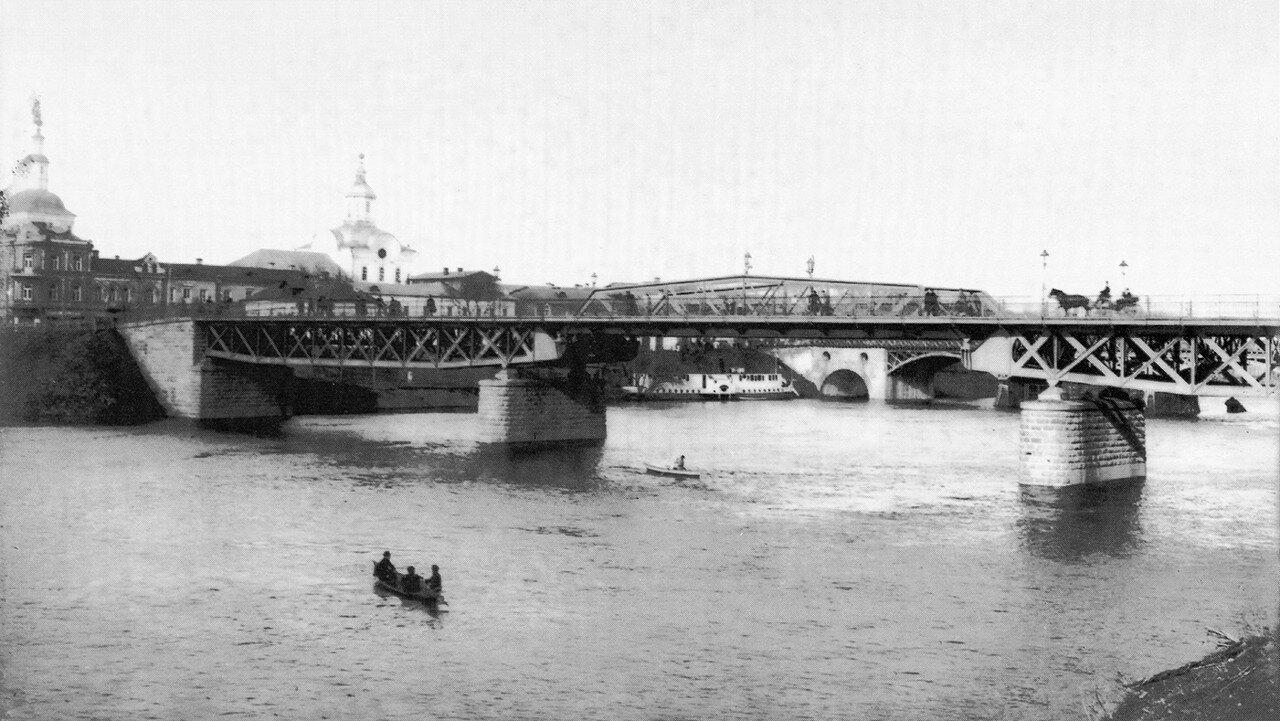Железный мост. 1906