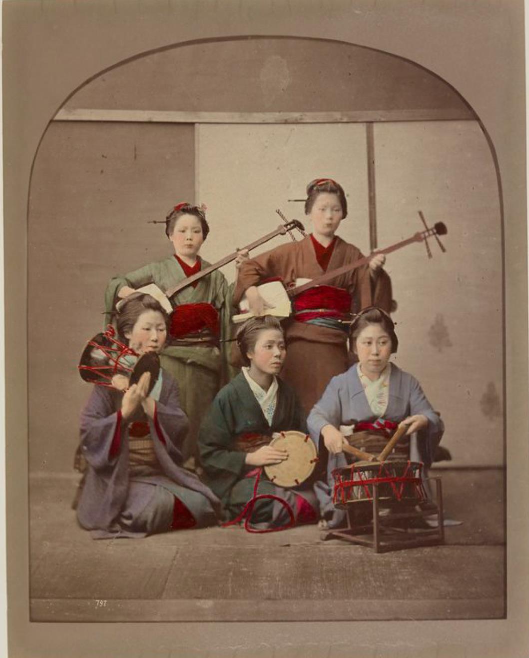 Пять исполнительниц