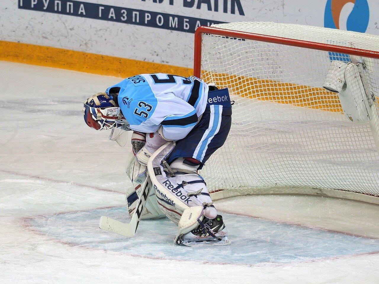 99Восток 1/2 плей-офф Металлург - Сибирь 08.03.2016