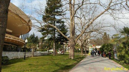 Отдыхаем в Сочи весной