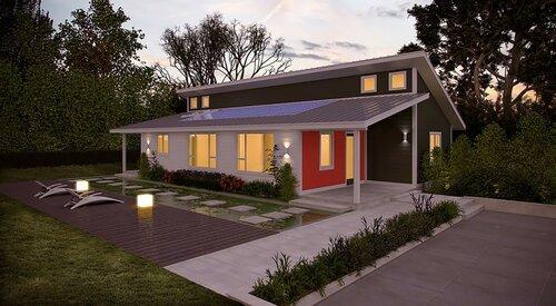 Энергоэффективный дом - Deltec
