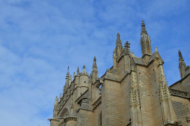 Часть кафедрального собора