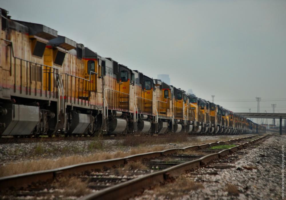 Railroad Mix - 2