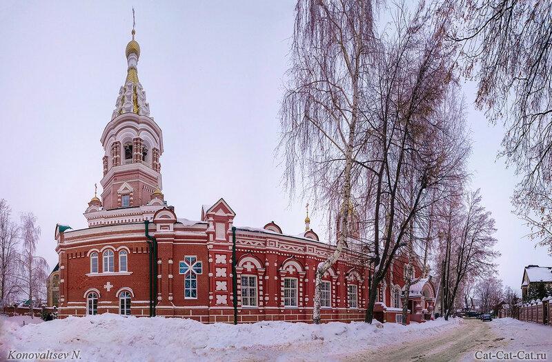 Воскресенско-Германовский кафедральный собор (Ульяновск)
