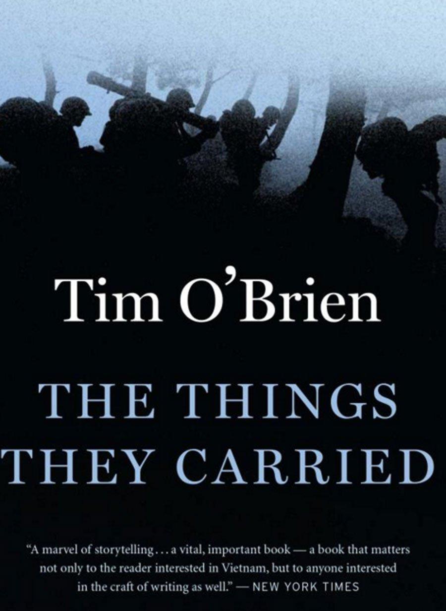 «Вещи, которые они несли с собой» – это новаторское размышление и мощное повествование о войне, памя