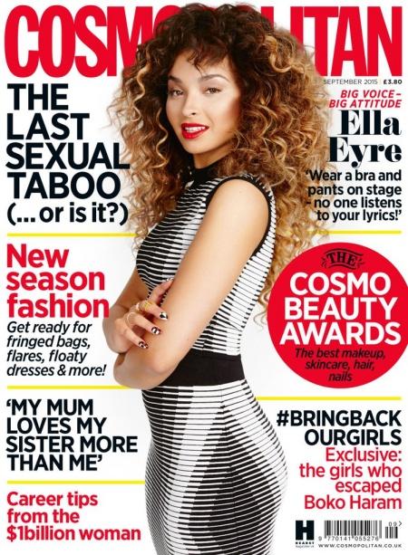 Книга Журнал: Cosmopolitan №9 (сентябрь 2015) UK