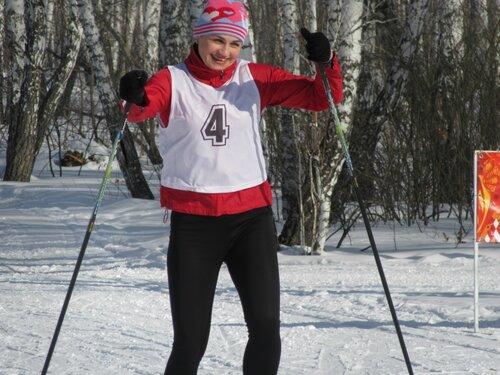 Лыжные гонки СИЗО