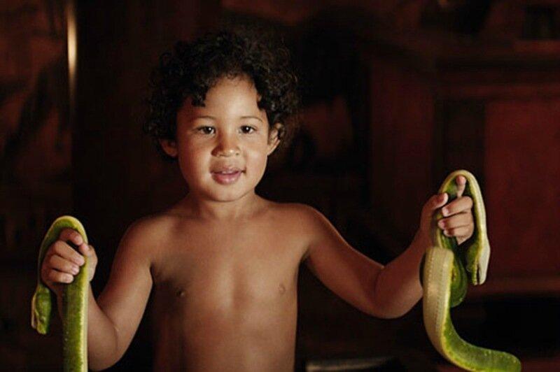 В Бразилии полуторагодовалый мальчик насмерть загрыз ядовитую змею