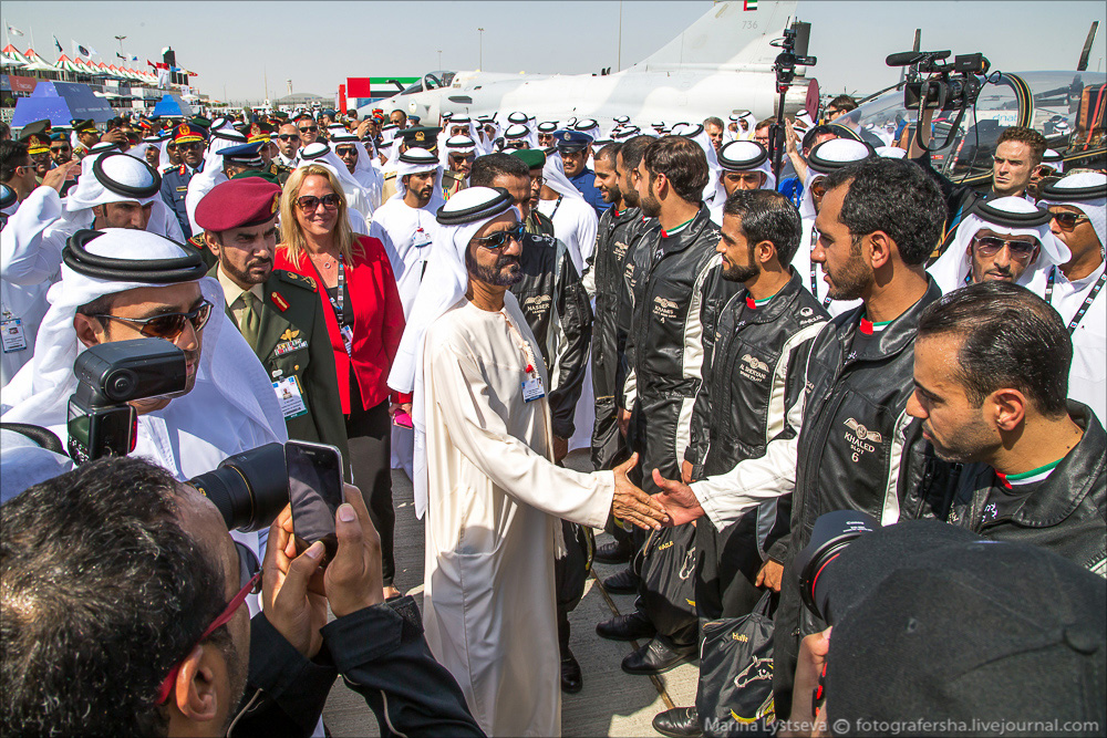 Dubai Air Show 2015 DAY 1