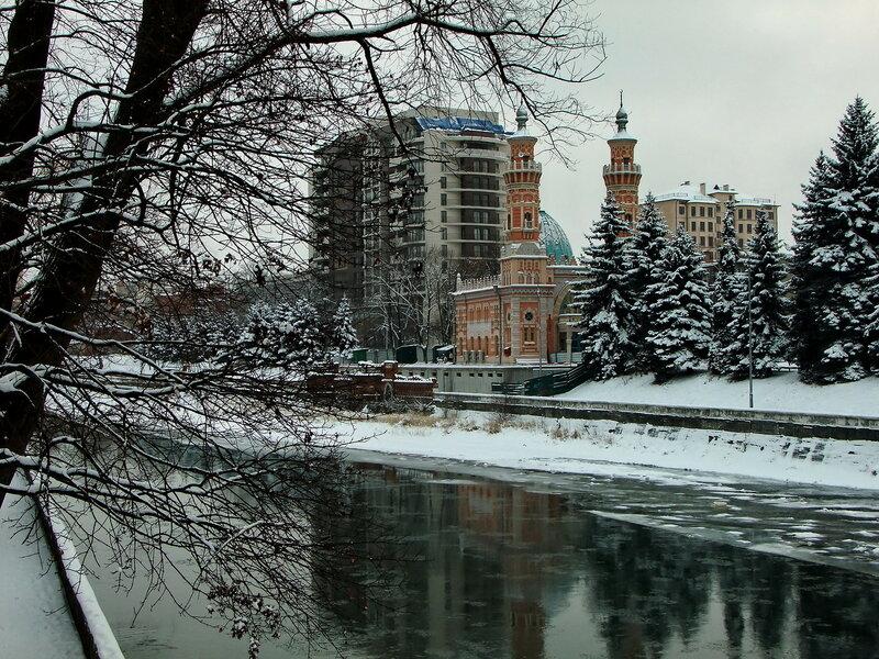 Владикавказская зима