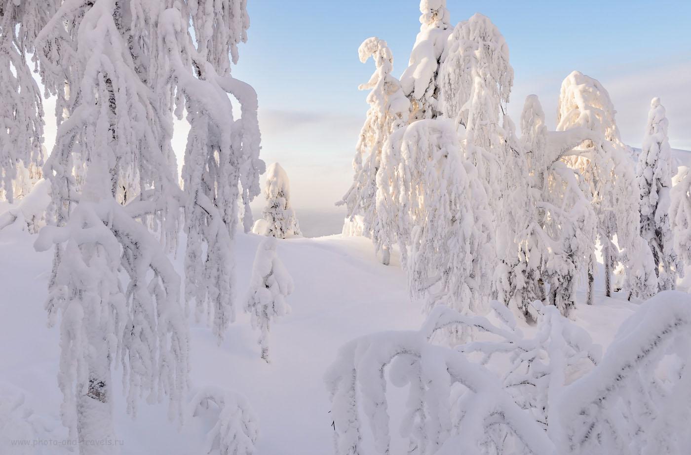 Фотография 15. Зимняя сказка на Среднем Урале. Как мы съездили на Каменный город. 1/125, +0.67, 9.0, 320, 29.