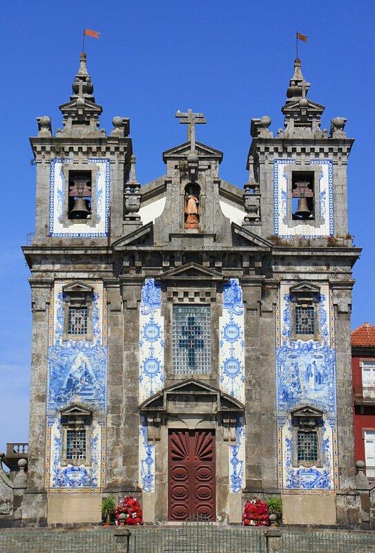 Порту, Igreja Santo Ildefonso (Porto, Igreja Santo Ildefonso)