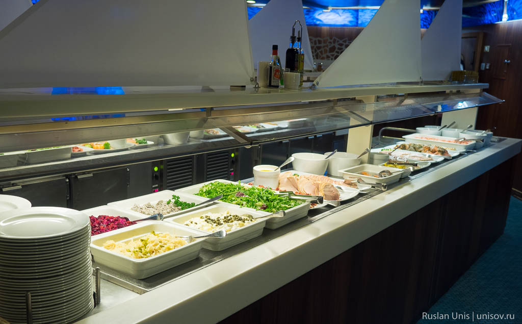 Ресторан Finnlines