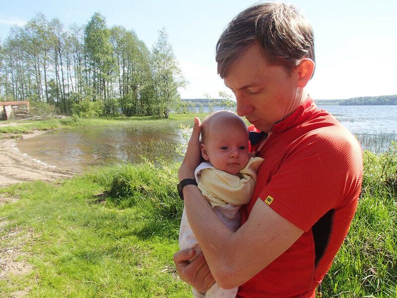поход с ребенком в полтора месяца