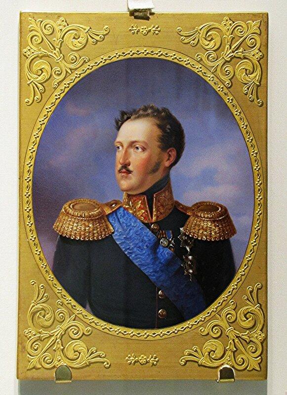 Портрет Николая I