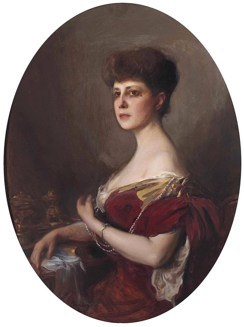 1905_Графиня Джин де Кастеллан, урожд Доротея де Талейран