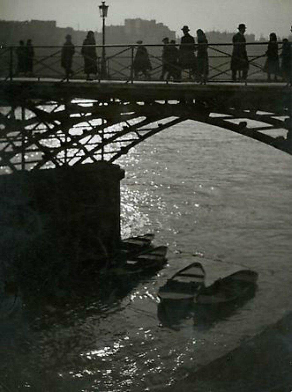 1933-1934. Мост искусств