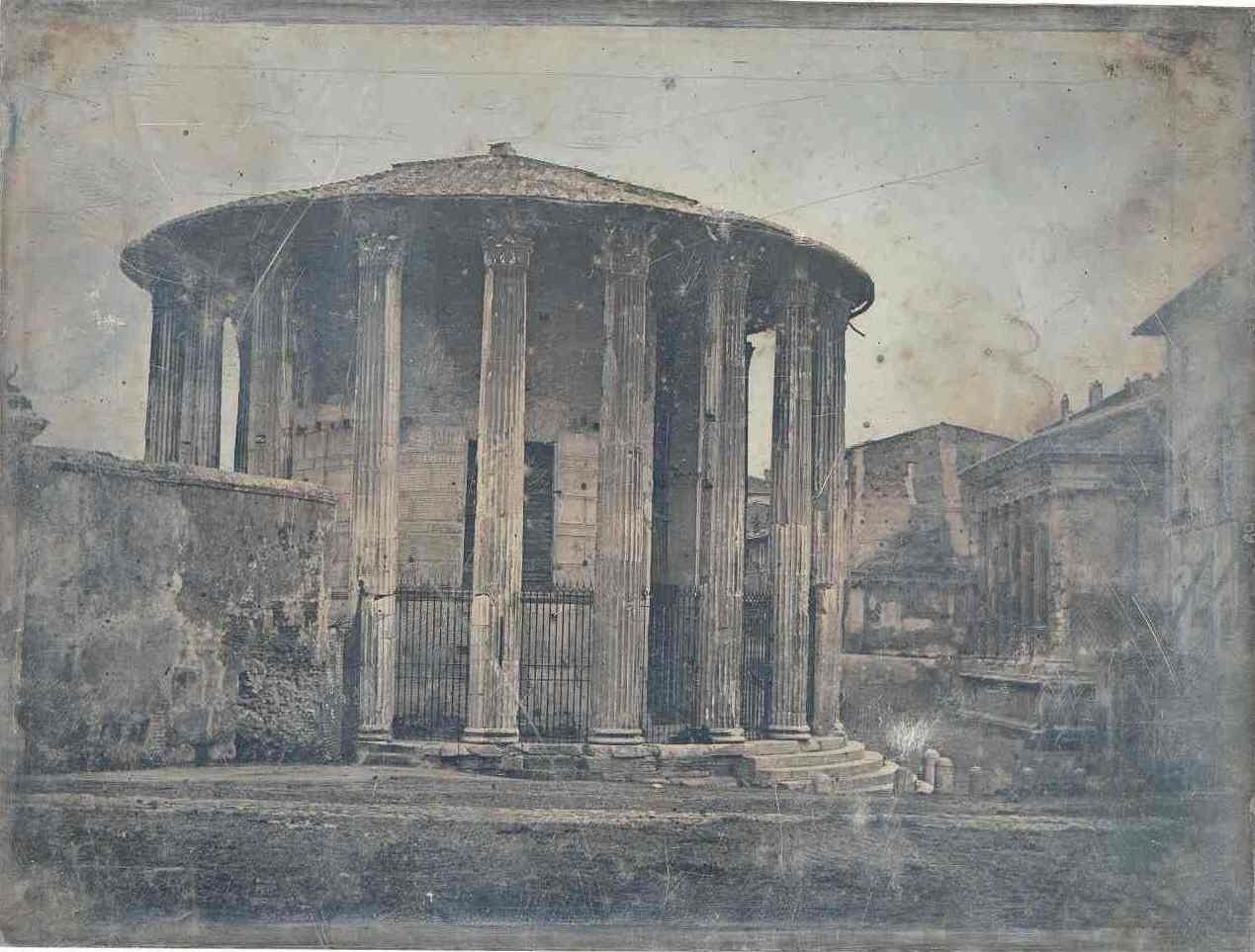 Храм Геркулеса или Весты