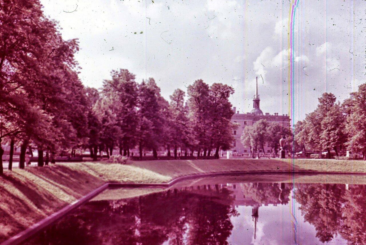 Ленинград. Михайловский замок