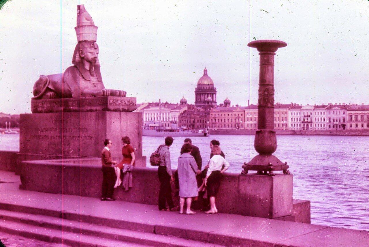 Ленинград. Сфинкс