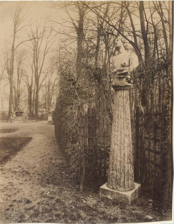 Парк Большого Трианона. Роща Триумфальной арки