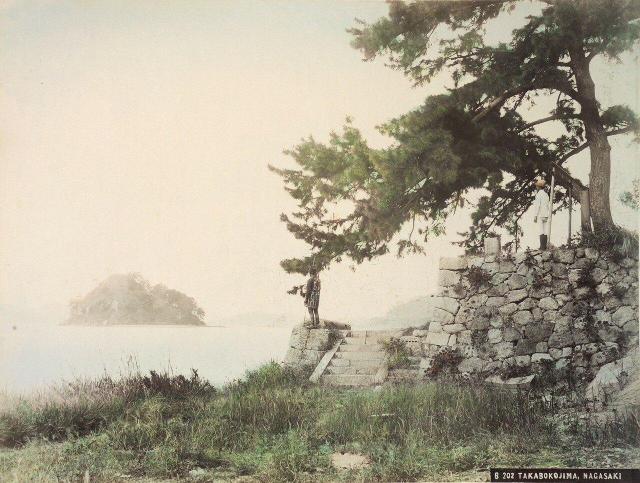 Нагасаки. Остров Така-бока-сима