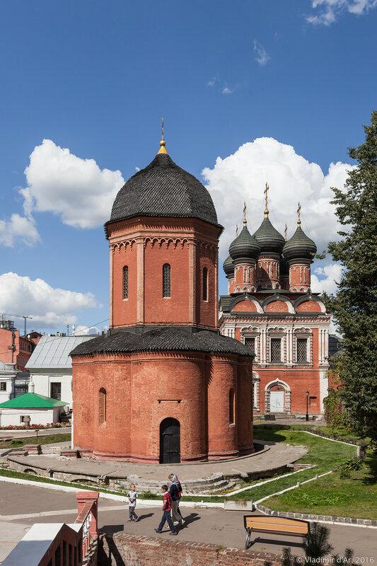 Собор святителя Петра, митрополита Московского