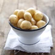 Картофель в миске