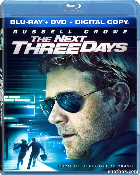Три дня на побег / The Next Three Days (2010/BDRip/HDRip)