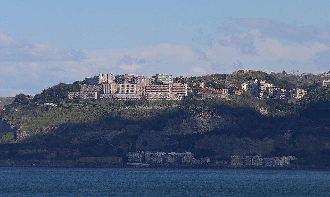 Naples. Academy of the Italian air force (Accademia Aeronautica)