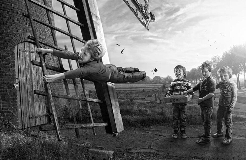 Примеры креативных фотографий для вдохновения (89 фото)