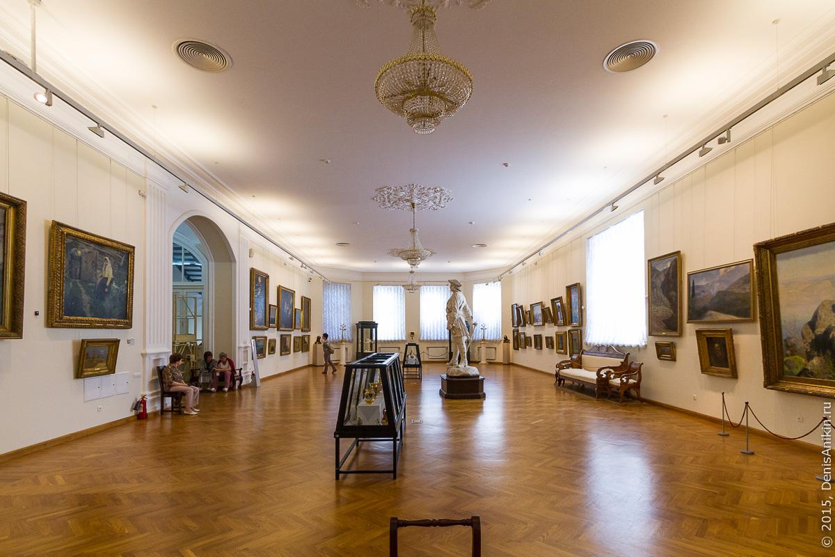 Художественный музей Радищева интерьер 21