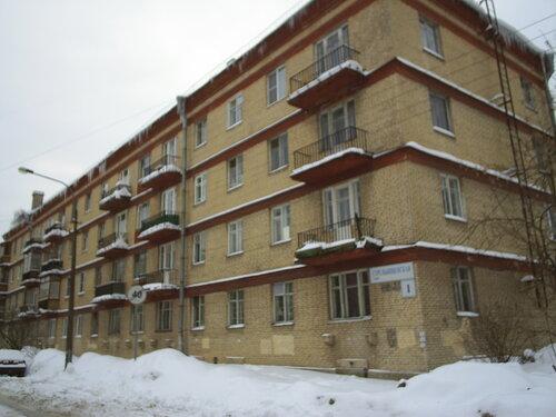 Стрельбищенская ул. 1