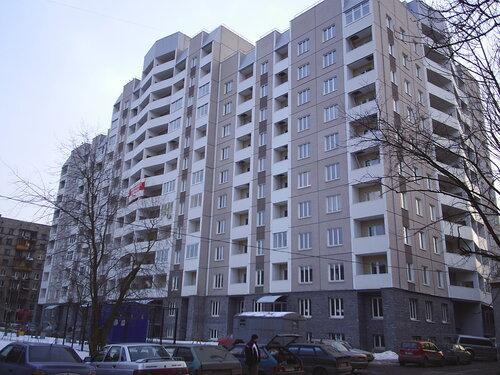 Будапештская ул. 17к3