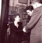 Edith Piaf et Alain Delon - Эдит Пиаф и Ален Делон 1959