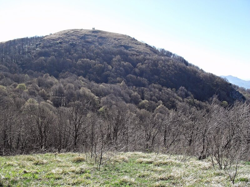 Вершина горы Семашхо ... SDC16184