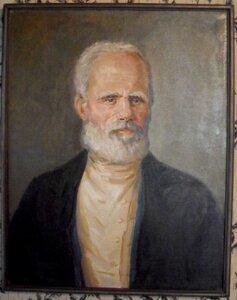 Павел Саввич Комиссаров - сибирский садовод