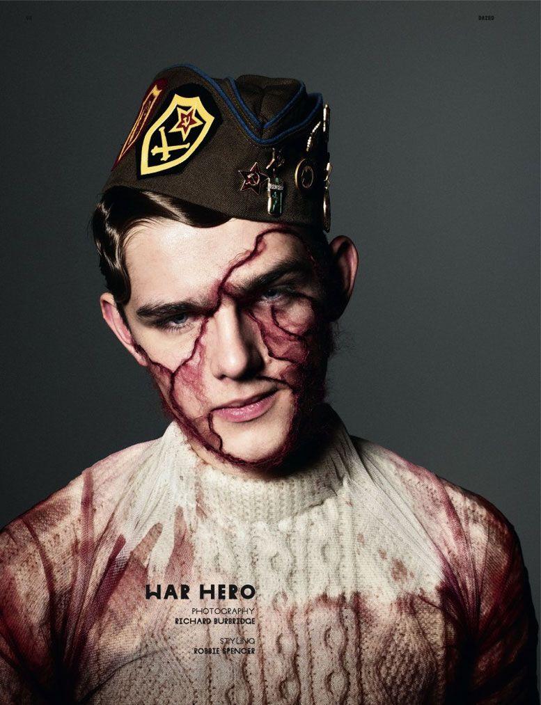 War Hero by Richard Burbridge