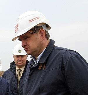Бетонирование котлована на новых очистных сооружениях Владивостока начнется уже на будущей неделе
