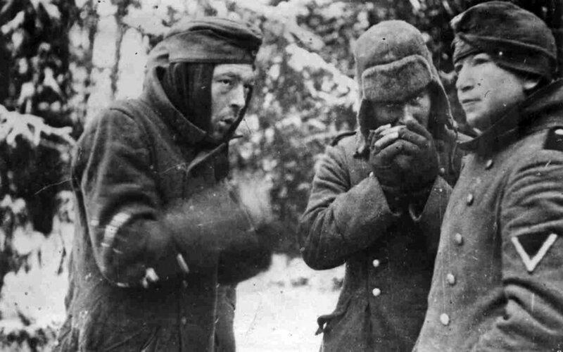 «Вечерняя Москва» №306, 27 декабря 1941 года