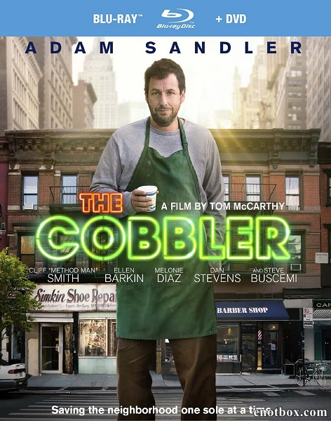 Сапожник / The Cobbler (2014/BDRip/HDRip)