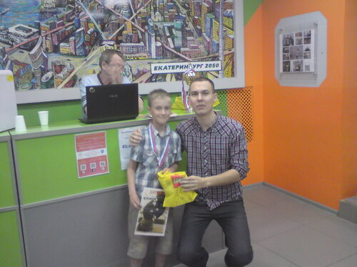 Богданов Николай Дмитриевич тренер по шахматам