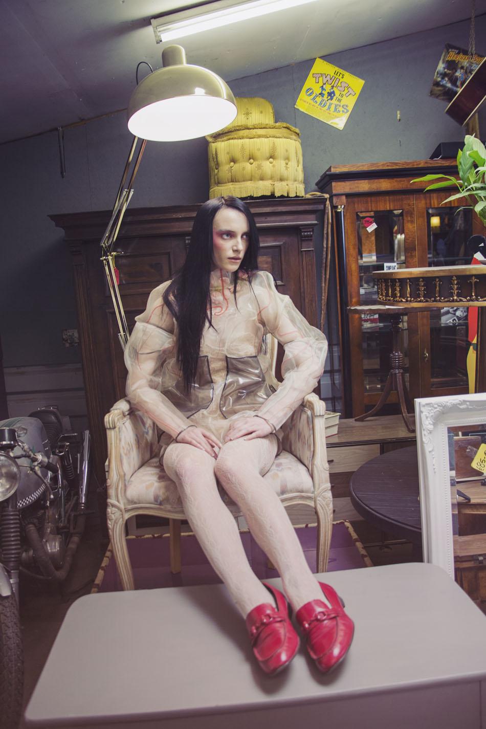 Коллекция одежды Эрика Жанви